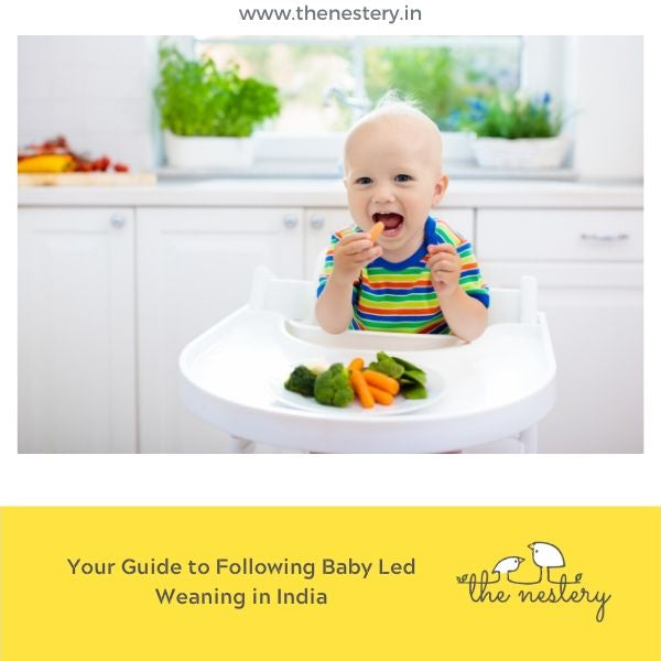 Redefining weaning – Baby-Led Weaning in an Indian context