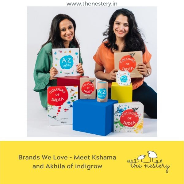Brands We Love - Meet Kshama and Akhila of indigrow