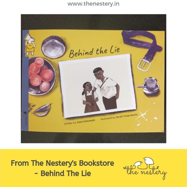 Book Review - Behind The Lie