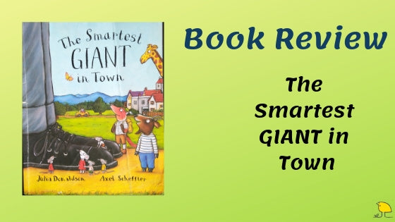 Book Review - The Smartest Giant in Town