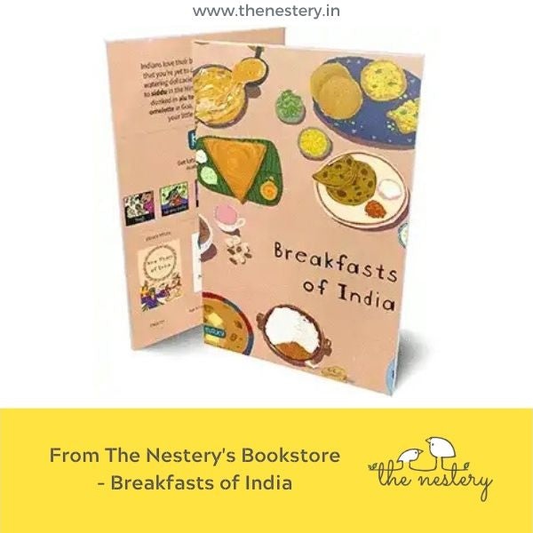 Book Review - Breakfasts of India