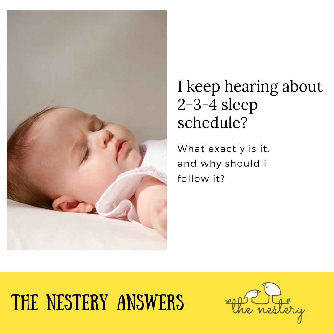 The Nestery Answers - How to Make Baby Nap and Sleep Routines Easier?