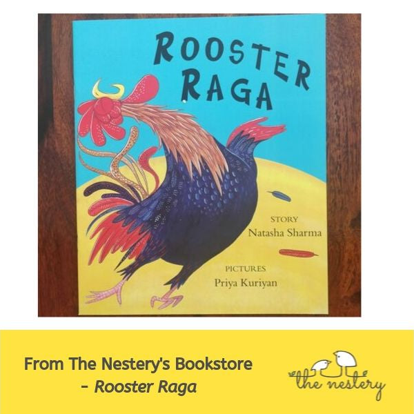 Book Review - Rooster Raga