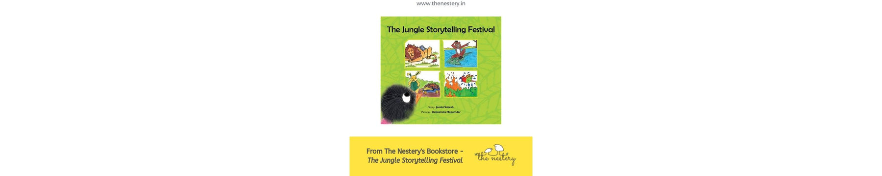 Book Review - The Jungle Storytelling Festival