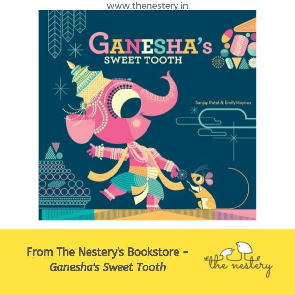 Book Review - Ganesha's Sweet Tooth