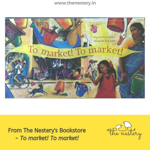 Book Review - To market! To market!