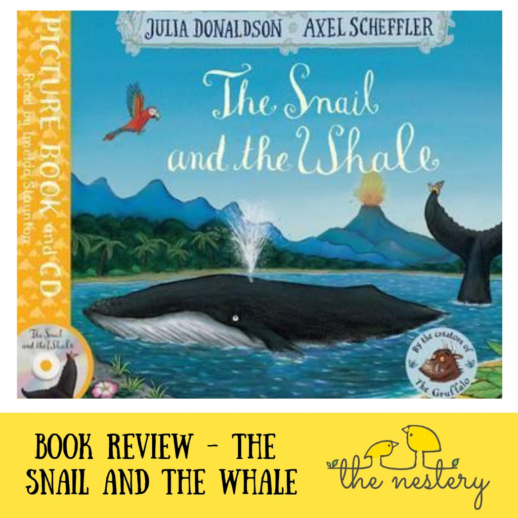 Book Review - The Snail and the Whale