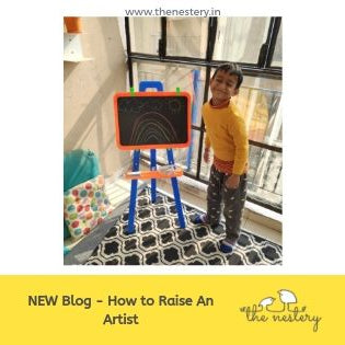 How to Raise An Artist and How I Raised One