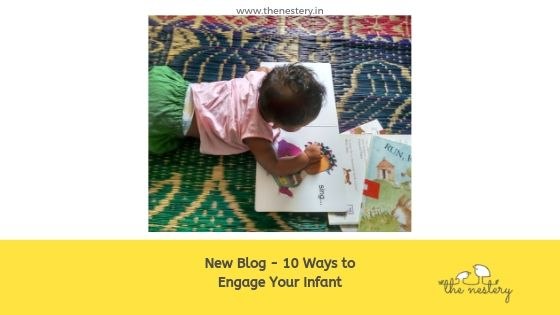10 ways to Engage your Infant