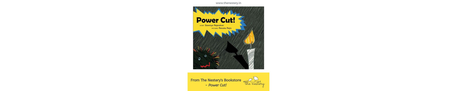 Book Review - Power Cut!