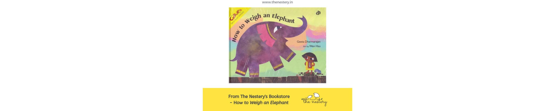 Book Review - How to Weigh An Elephant