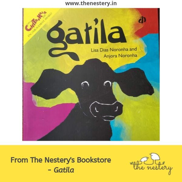 Book Review - Gatila