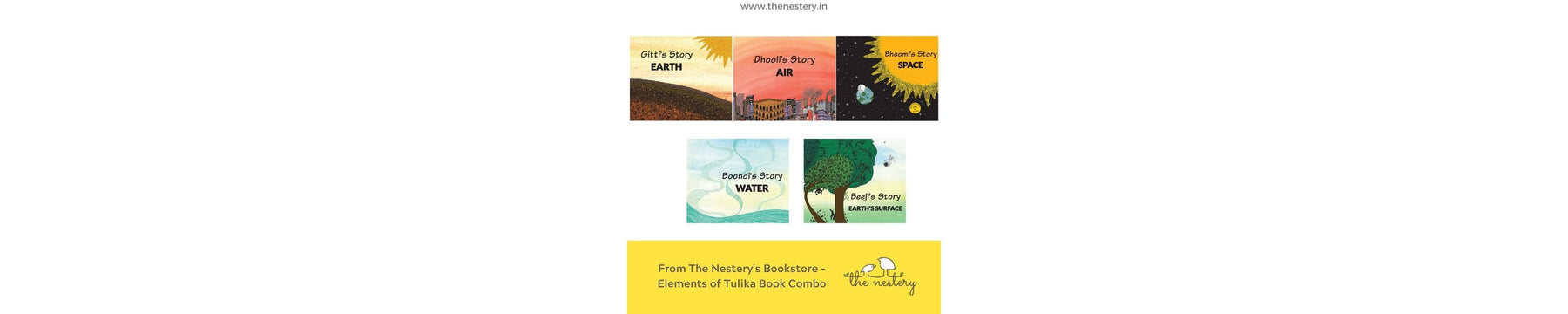 Book Review - Elements of Tulika Book Combo