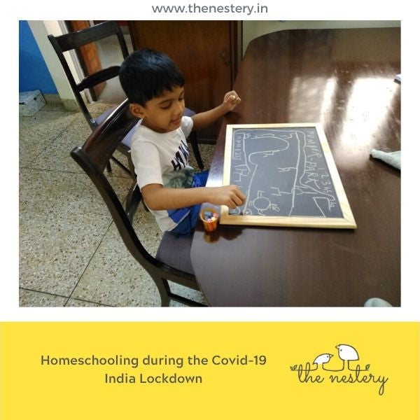Homeschooling During the COVID Lockdown in India