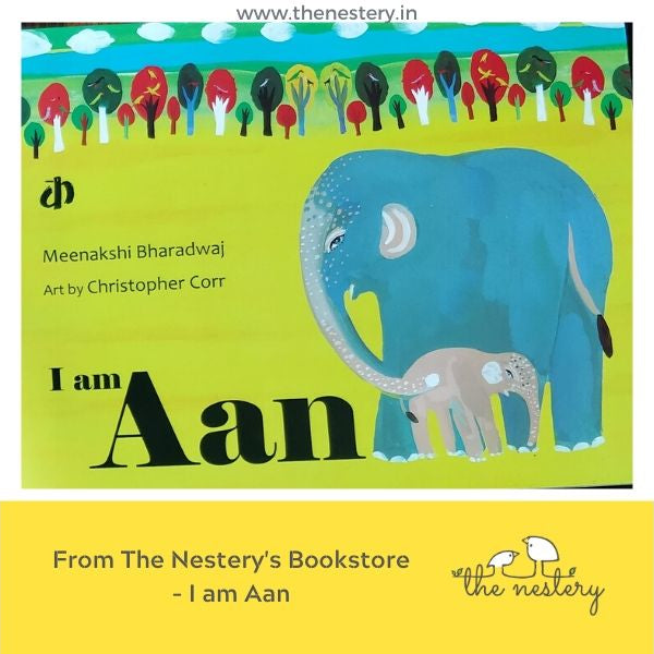 Book Review - I am Aan