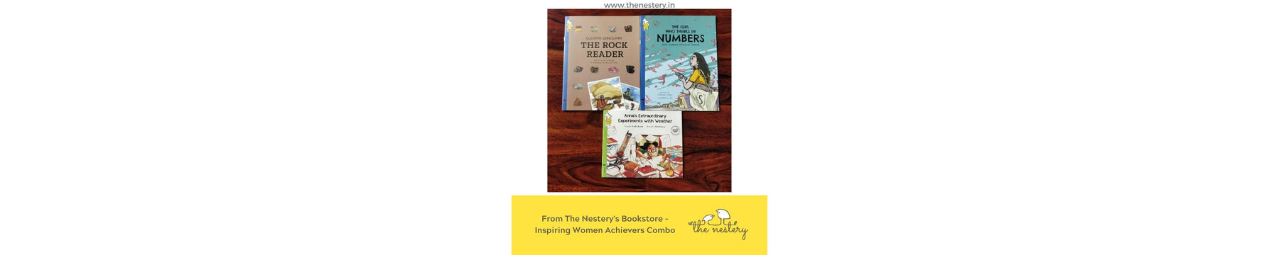 Book Review - Inspiring Women Achievers Combo