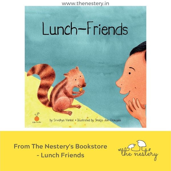 Book Review - Lunch Friends