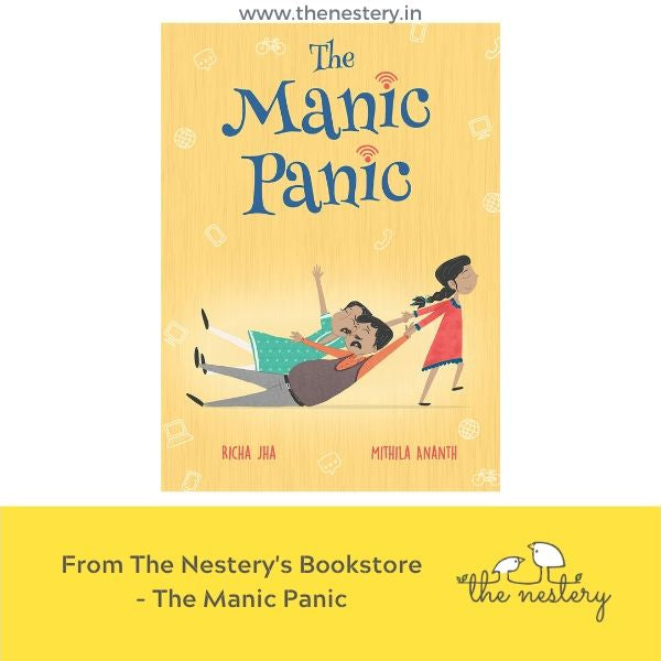 Book Review - The Manic Panic