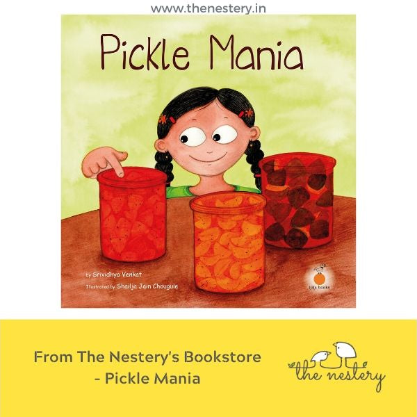 Book Review - Pickle Mania