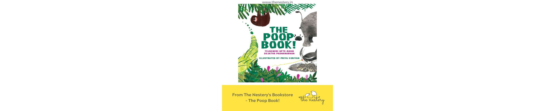 Book Review - The Poop Book!