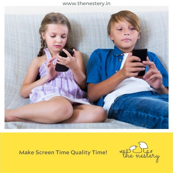 Make Screen Time Quality Time for Your Little Ones!
