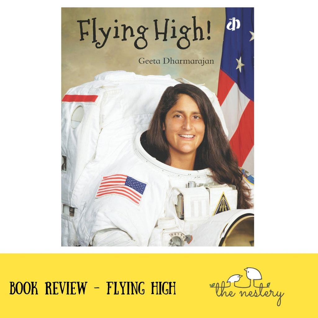 Book Review - Flying High