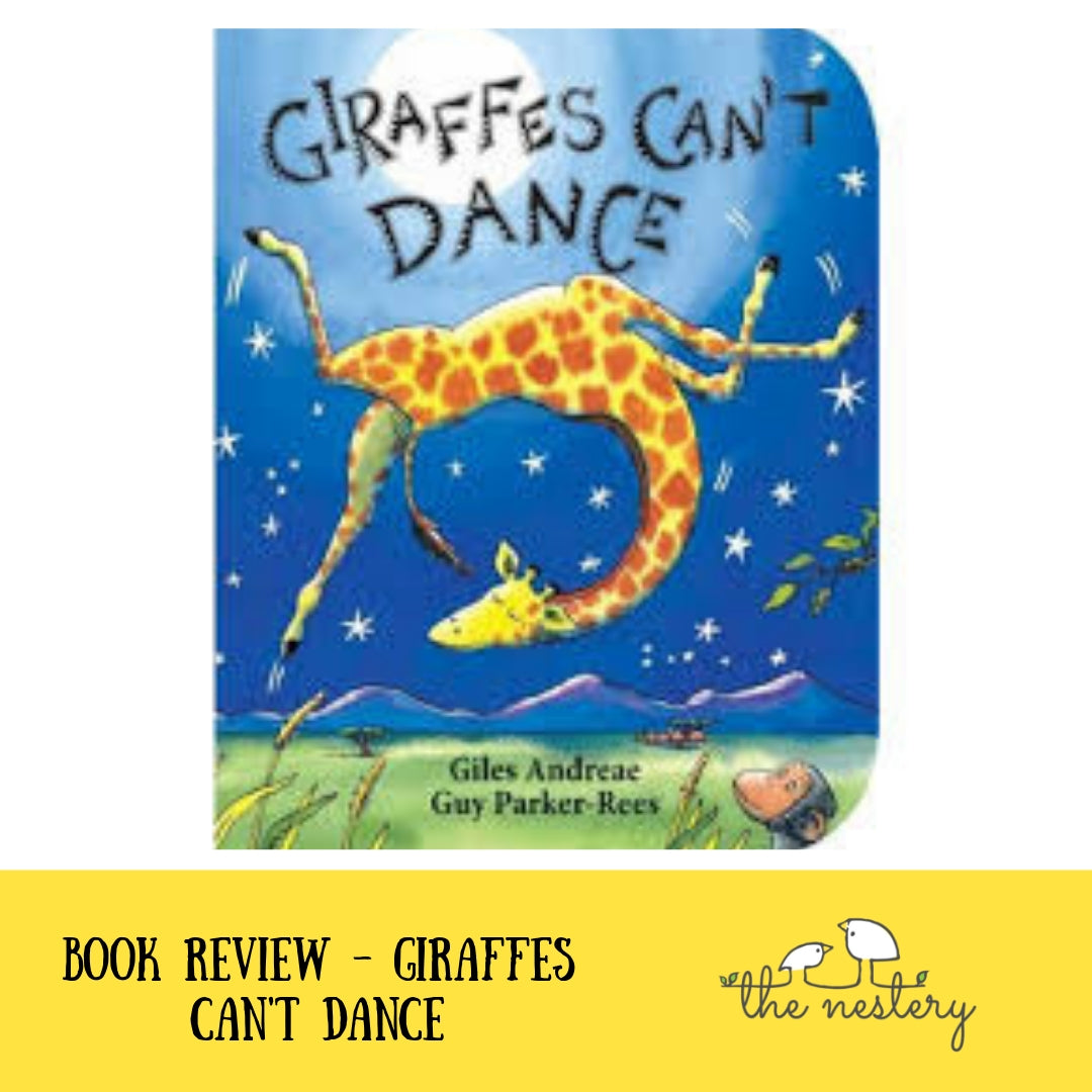 Book Review - Giraffes Can't Dance
