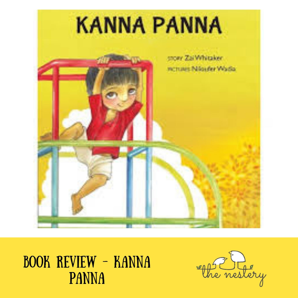 Book Review - Kanna Panna