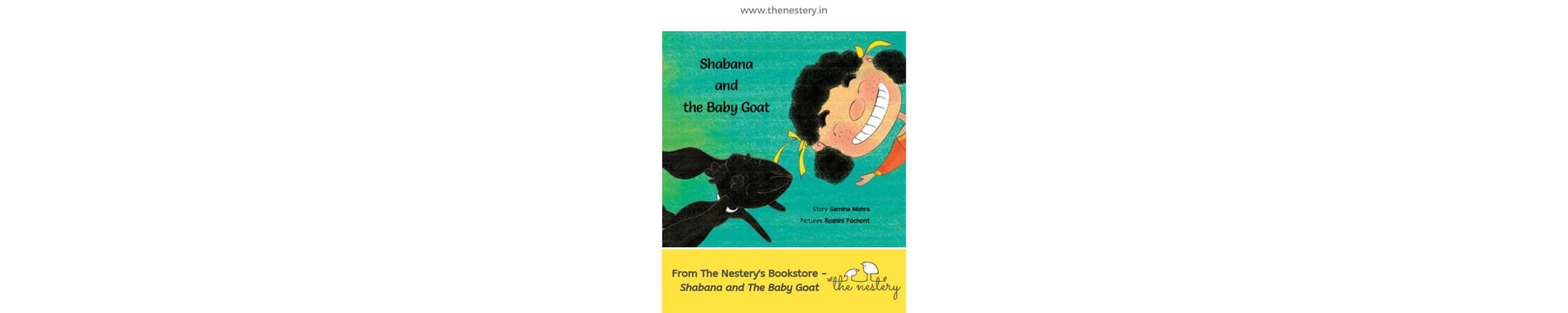 Book Review - Shabana and The Baby Goat