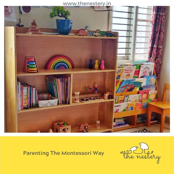Parenting The Montessori Way