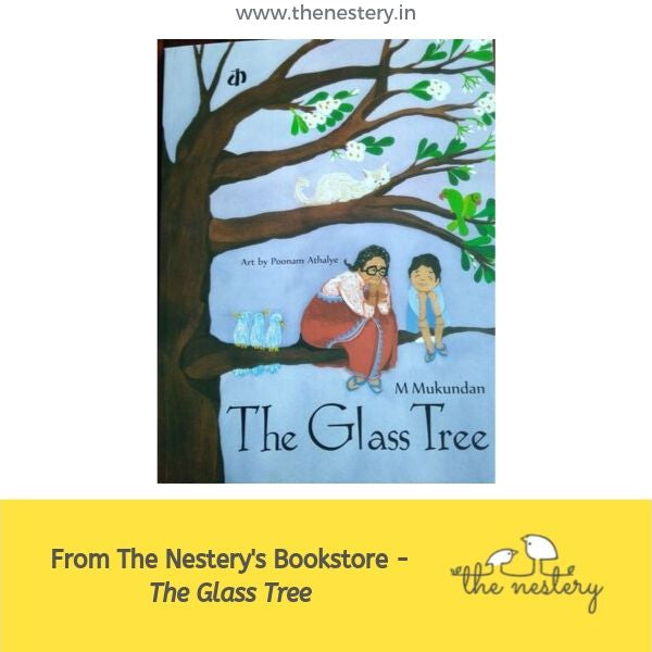 Book Review - The Glass Tree