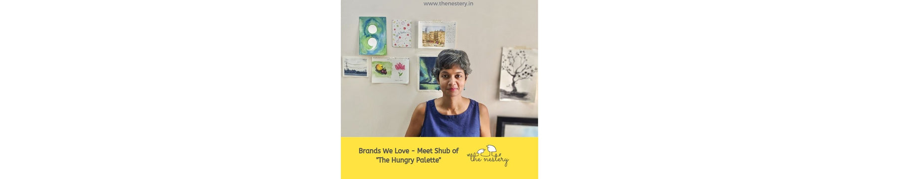 Brands We Love - Meet Shub of The Hungry Palette