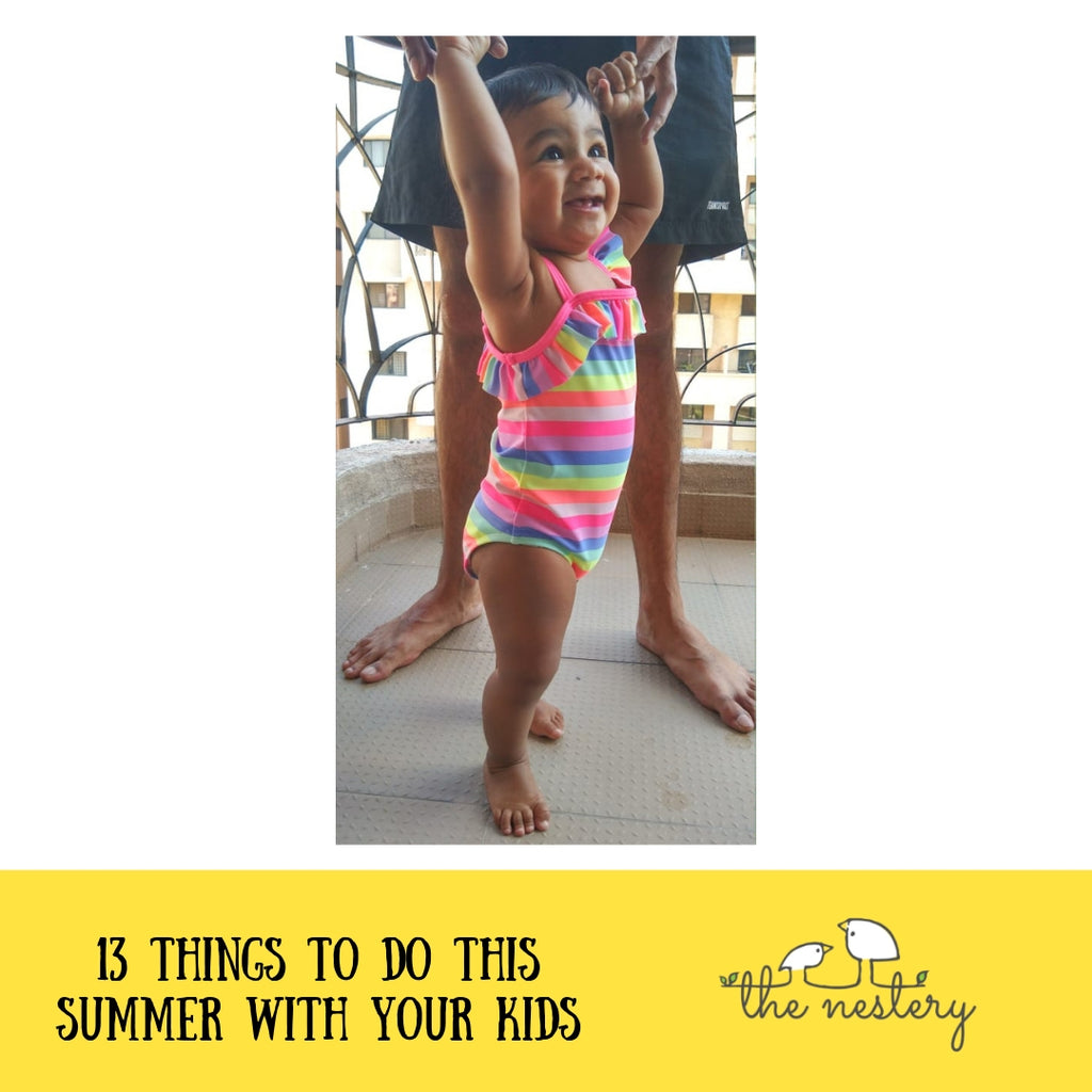 13 Things to do with Kids this Summer!