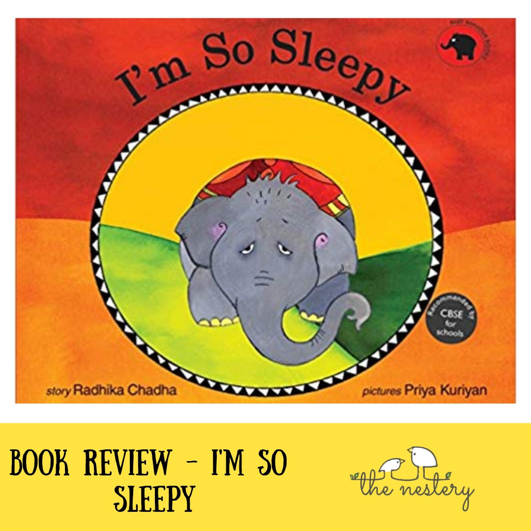 Book Review - I'm So Sleepy