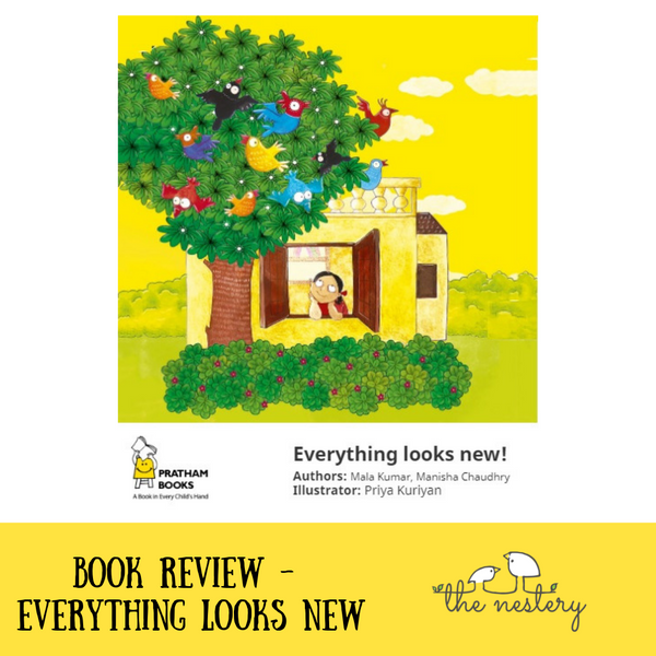 Book Review - Everything is New