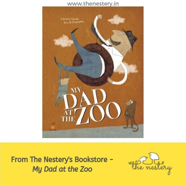 Book Review - My Dad At The Zoo