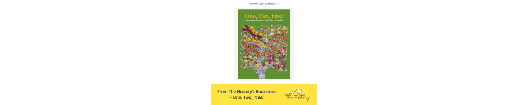 Book Review - One, Two, Tree!