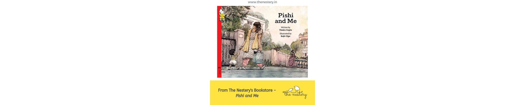 Book Review - Pishi and Me