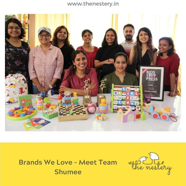 Brands We Love - Meet Team Shumee