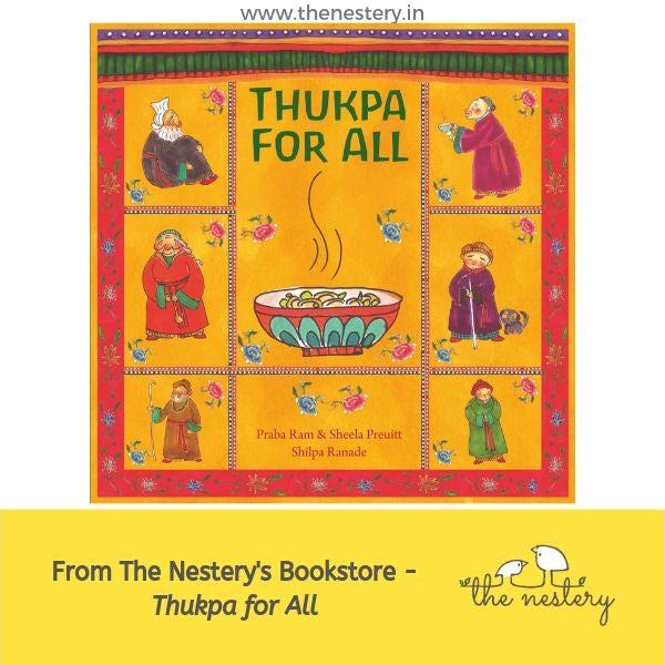 Book Review - Thukpa for All