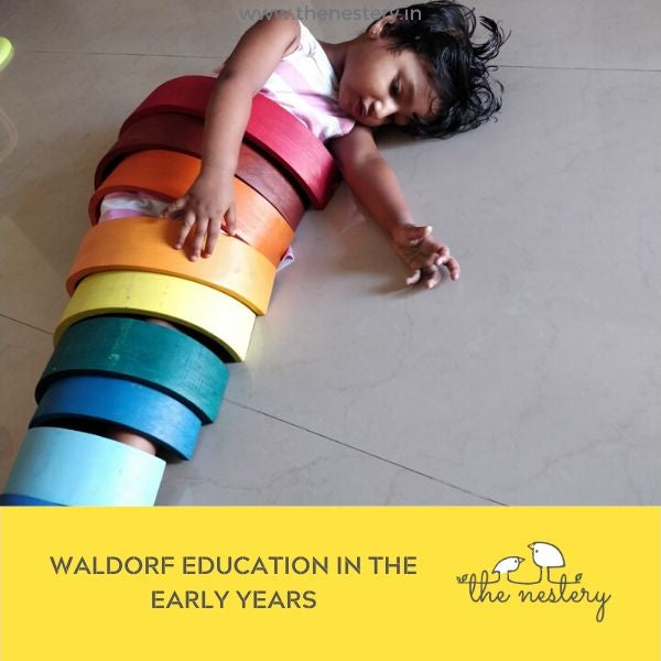 WALDORF EDUCATION IN THE EARLY YEARS