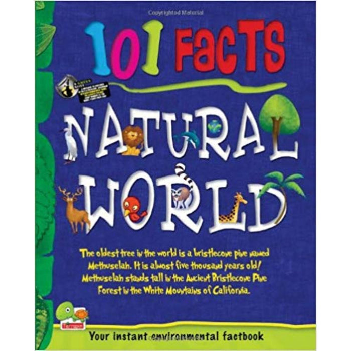 The Nestery: Teri - 101 Facts: Natural World