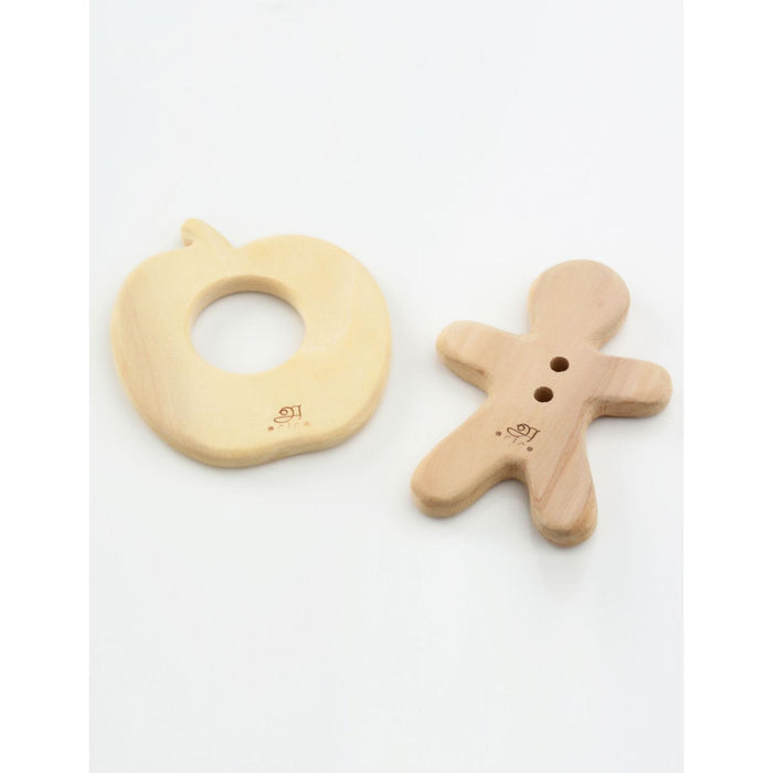 Teethers - Apple & Ginger Breadman