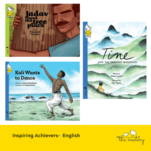 The Nestery : Pratham Books - Inspiring Achievers
