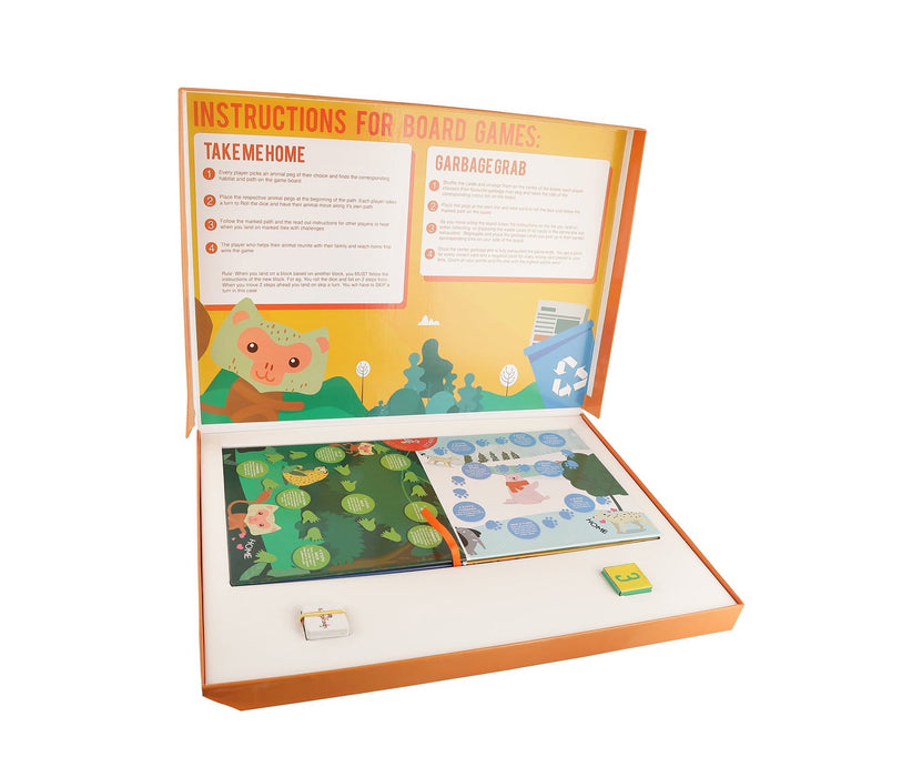 Upcyclers Lab's 5 in 1 Activity Set