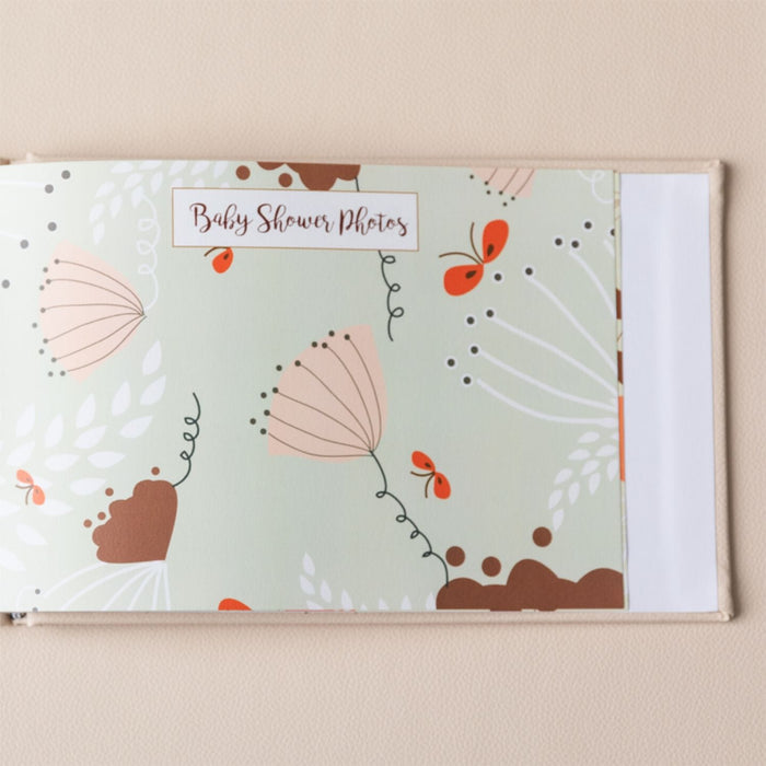 The Nestery : Keeping Up With Baby - All Things Love Memory Book