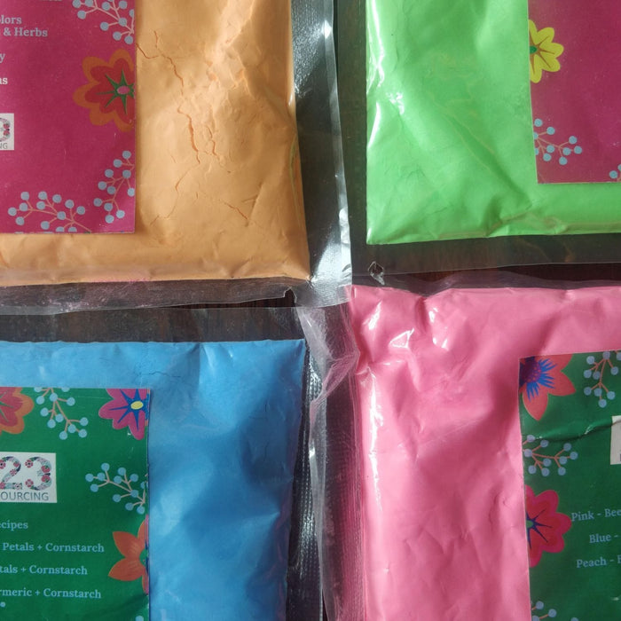 The Nestery: Chemical-free, Organic, Baby-safe Holi Colours