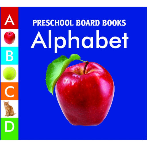 The Nestery: Pegasus - Baby Board Books - Alphabet