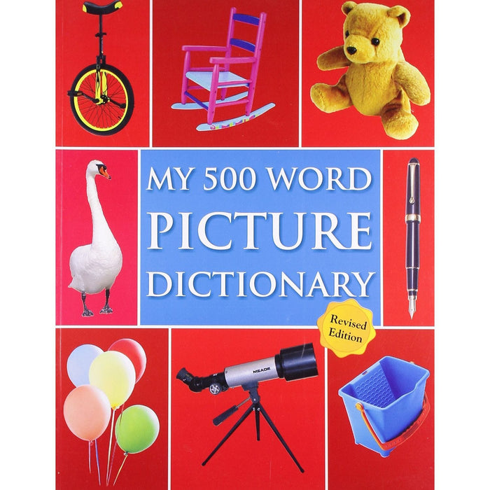 The Nestery: Pegasus - My Picture Dictionary - My 500 Word Picture Dictionary