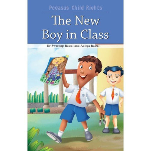 The Nestery: Pegasus - Pegasus Child Rights - The New Boy In Class